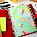 Get Organized–My New Filofax Planner