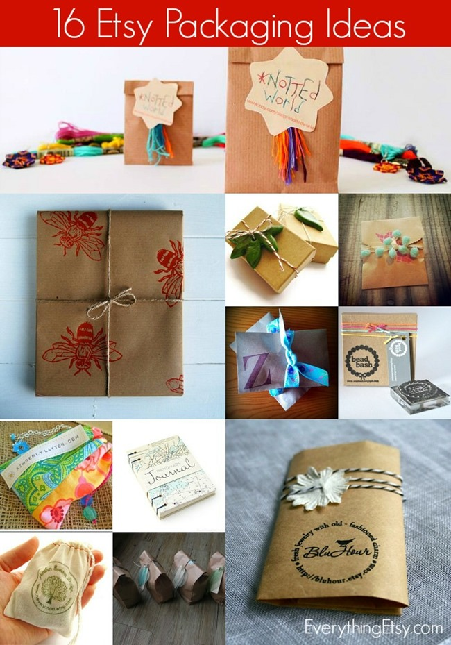 16 Packaging Ideas for Etsy Sellers - EverythingEtsy.com