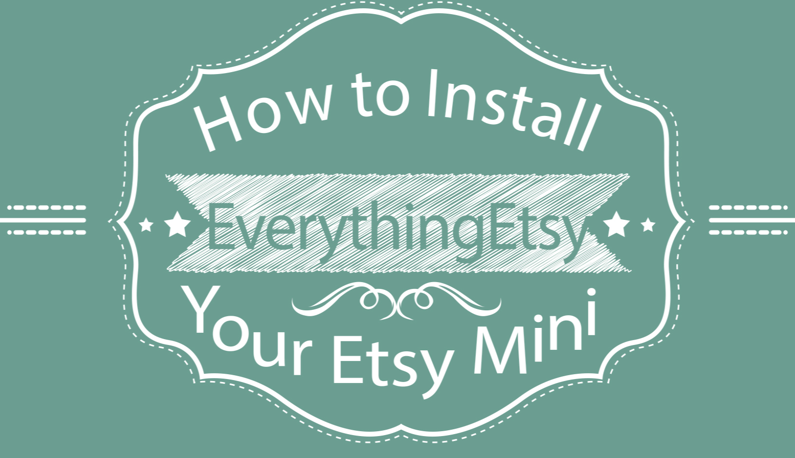 Etsy Mini Video Cover