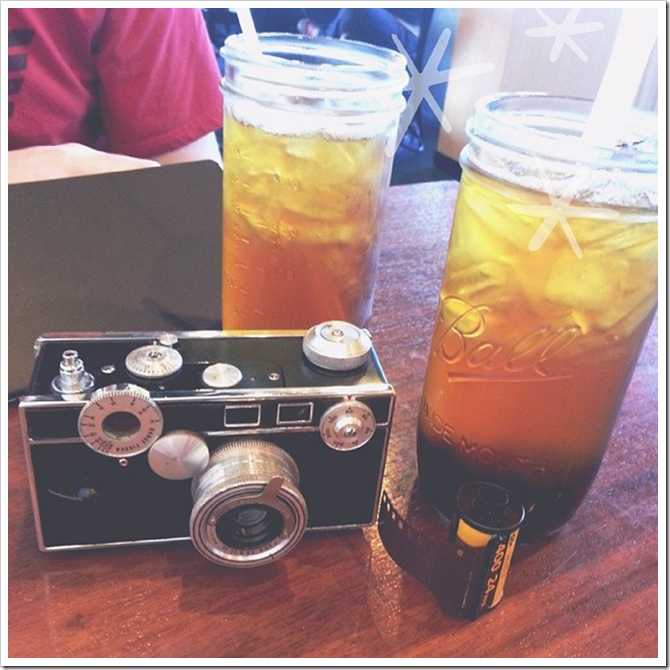 Everything Etsy Instagram - Vintage Camera Love