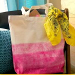 Spring Tote Bag Tutorial