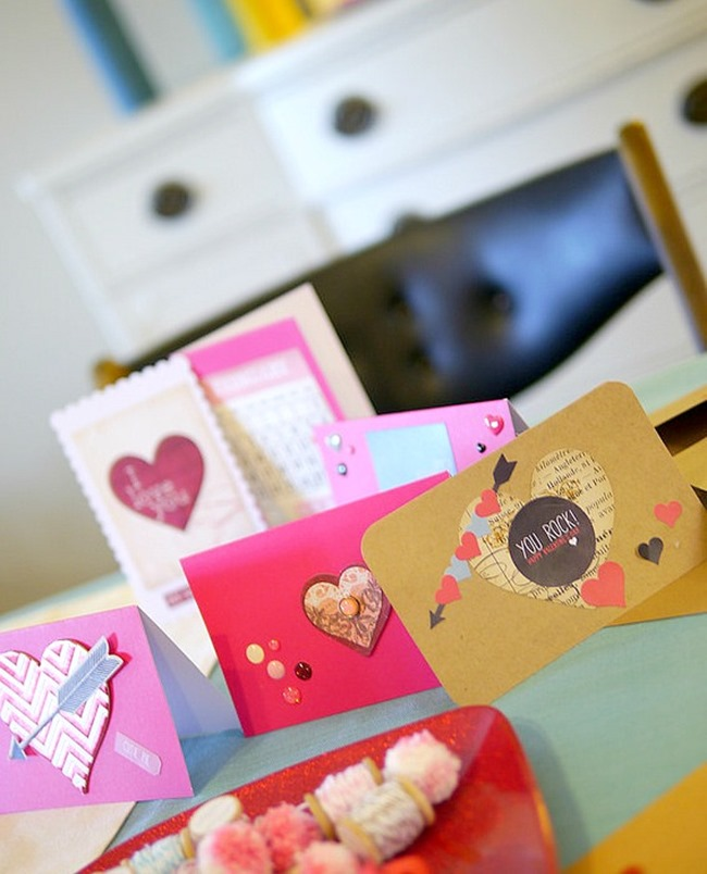 Time to make Valentine's Day cards - EverythingEtsy.com