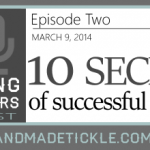 10 Secrets of Successful Blogging {Blogging for Makers Podcast Ep. 2}