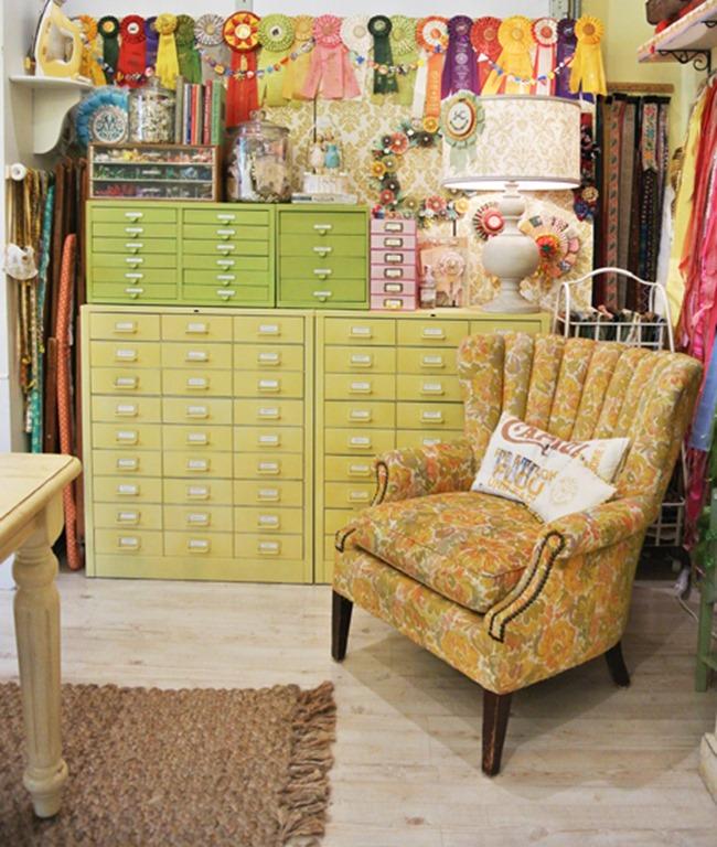 Cathe Holden Inspired Barn Studio