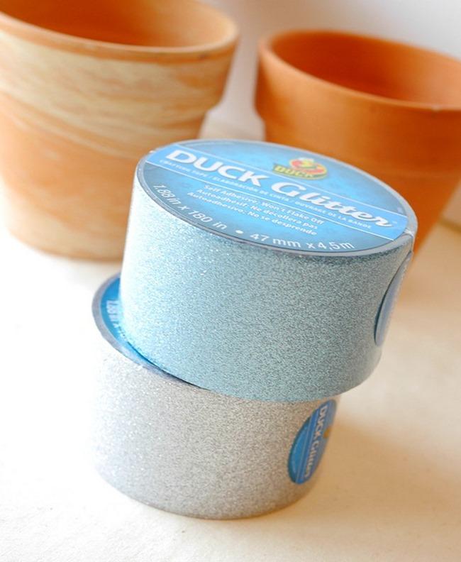 Duck Tape Glitter - EverythingEtsy.com