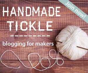 Handmade Tickle -- Blogging for Makers