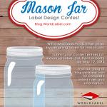 Mason Jar Label Design Contest