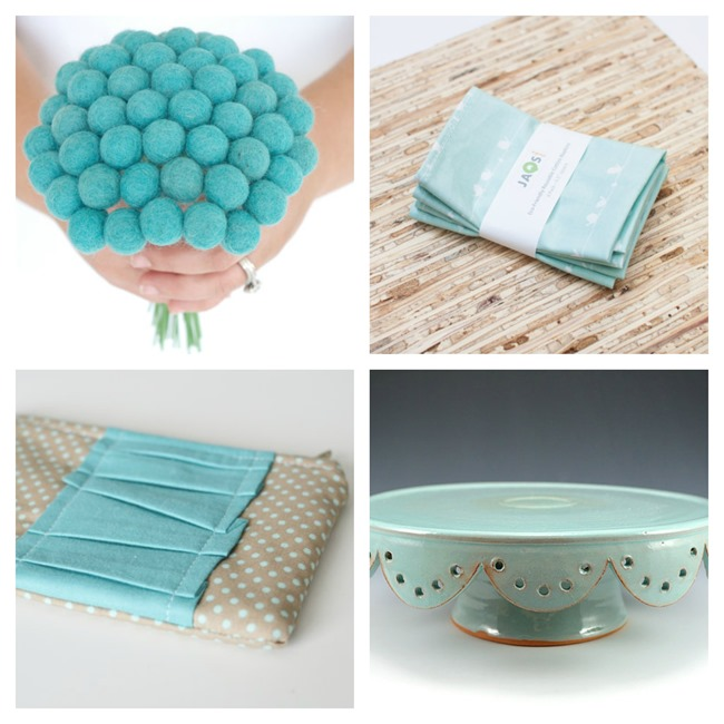 Robin's Egg Blue Etsy Finds