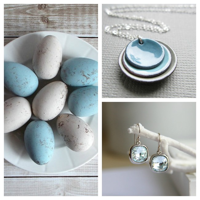 Robin's Egg Blue Finds on Etsy l EverythingEtsy.com