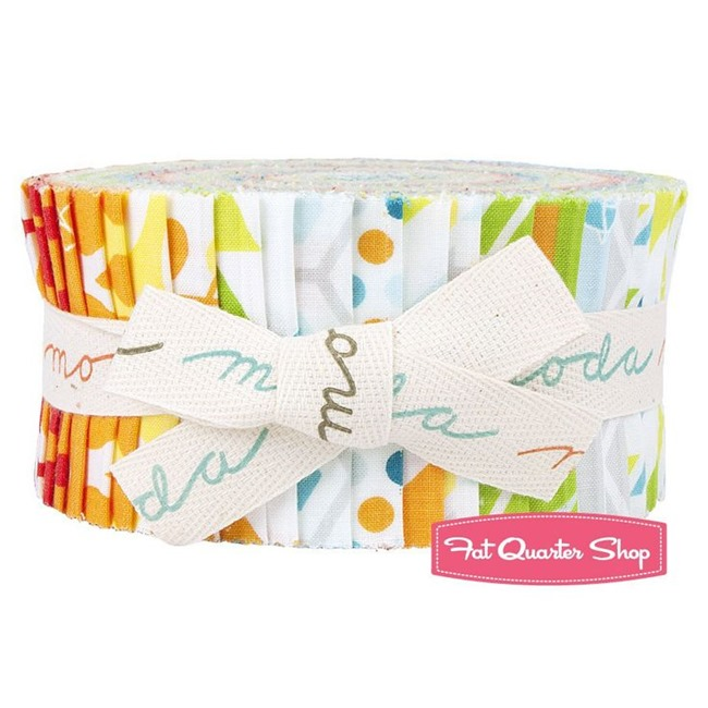 fabric giveaway - jelly roll - Fat Quarter Shop