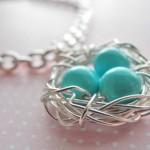 Spring Etsy Finds in Robin's Egg Blue