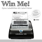 We're Giving Away a LabelWriter 4XL Label Printer!