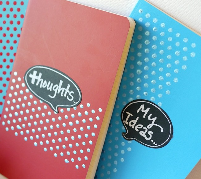 Quote Bubble Notebooks l EverythingEtsy.com