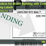 Brand Building with Customized Shipping Labels {Tutorial & Video}