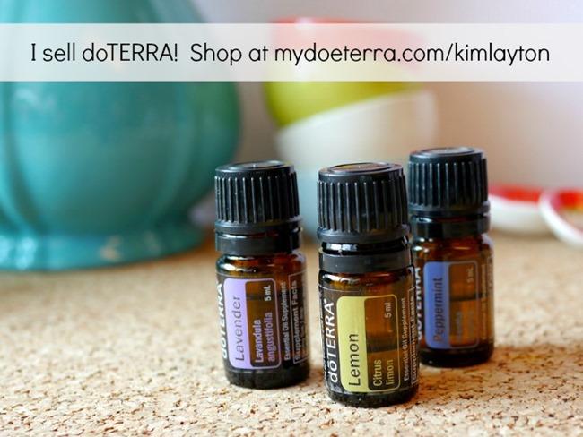 Essential oils for bath bombs