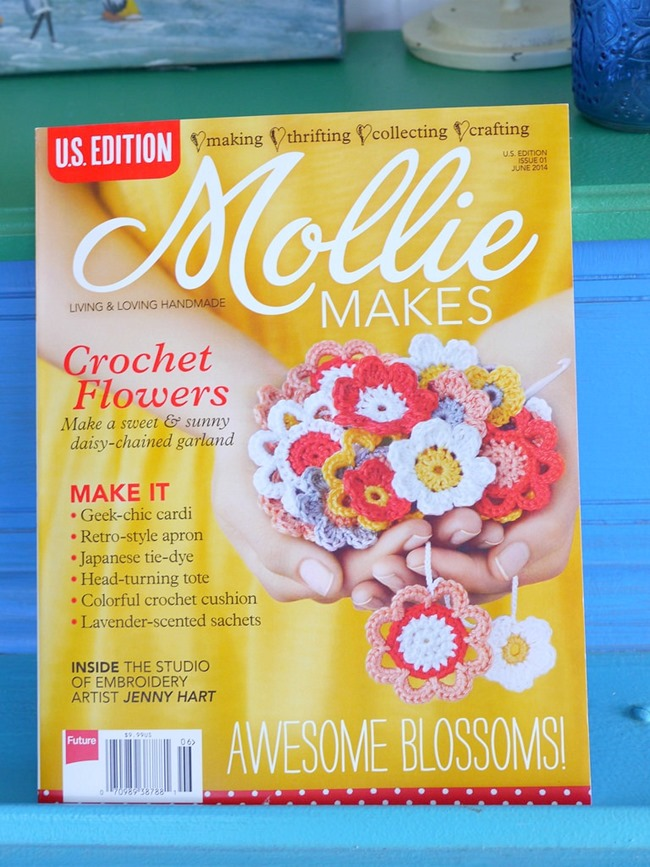Mollie Makes US - June Issue