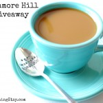 Sycamore Hill Giveaway {Hand Stamped Vintage Spoons}