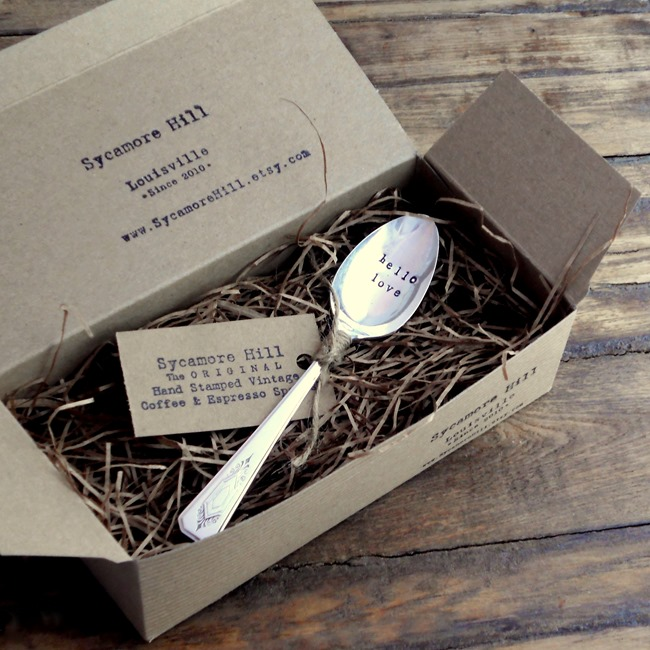 spoon gift box