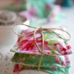 Lavender Sachets {DIY & Giveaway}