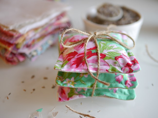 lavender sachet tutorial - everythingetsy.com