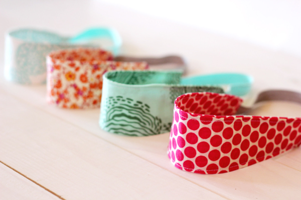 DIY Hair Accessories - Fabric Headbands