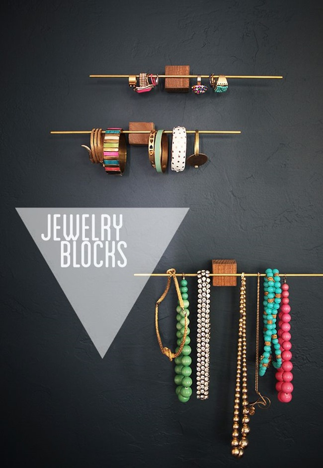 DIY Organize - Jewelry