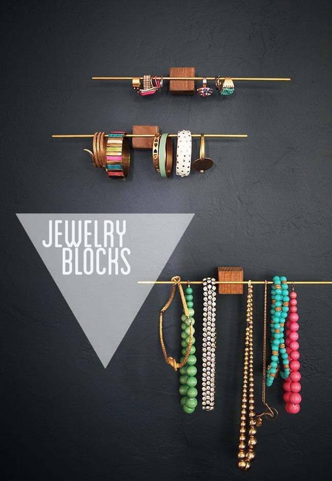 DIY Organize - Jewelry