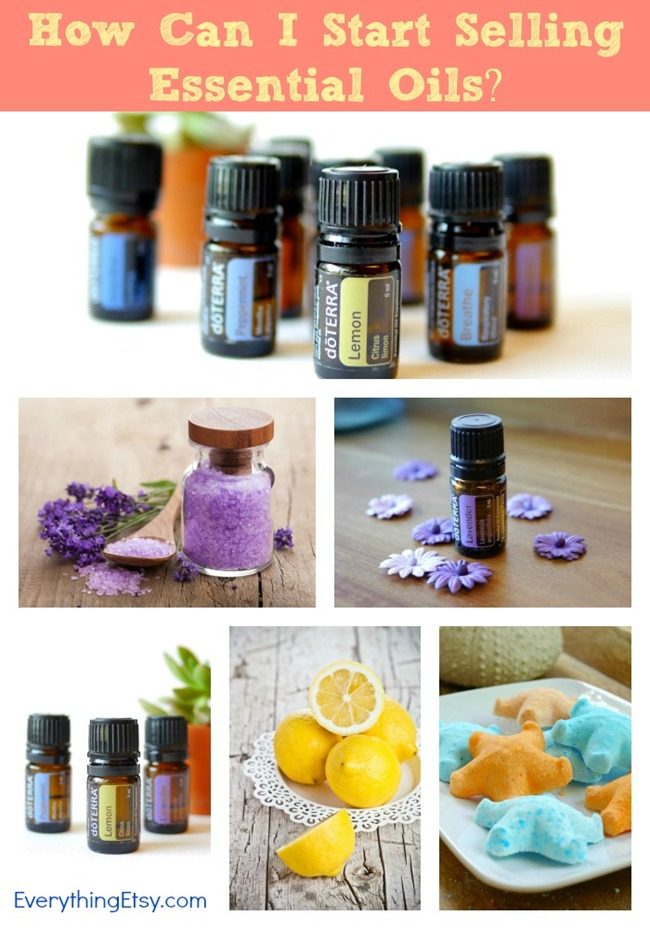 How Can I Start Selling doTERRA Essential Oils on EverythingEtsy.com