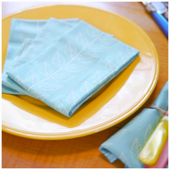 JAQS Studio Cloth Napkins