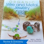 Organic Wire and Metal Jewelry {Book Review & Giveaway}
