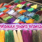 Wordly & Tribal Handmade Supplies, Vintage Tribal Finds