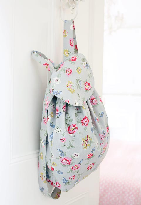 gifts to sew - backpack