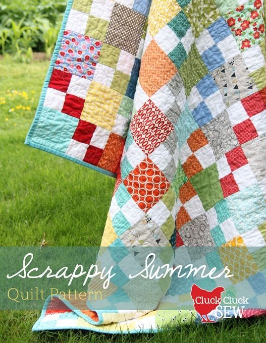 gifts to sew - quilt