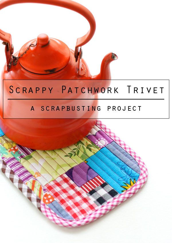 gifts to sew - trivet