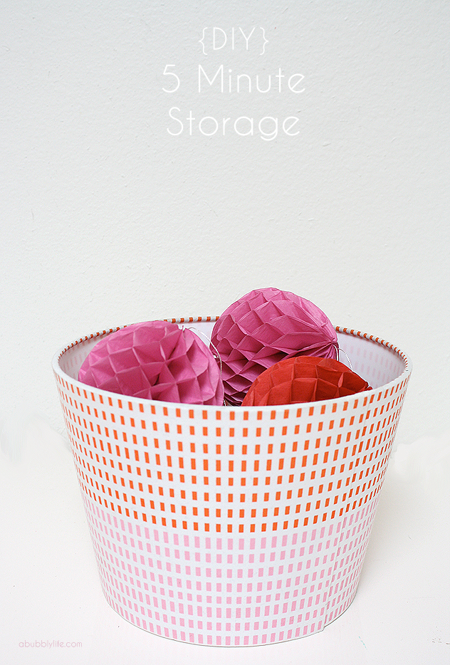 Storage Container Ikea Hack
