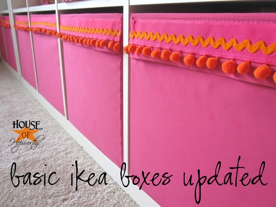 DIY Ribbon Drona Boxes