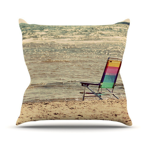 summer on Etsy - Beach pillow