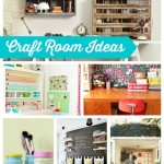 Craft Room Ideas You'll Love!