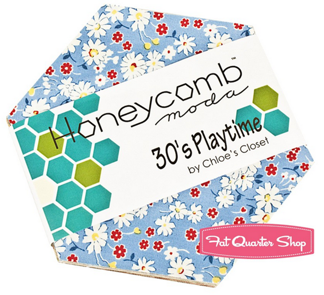 Fat Quarter Shop Honeycomb