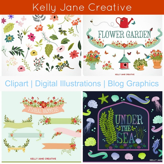 Kelly Jane Creative on EverythingEtsy.com