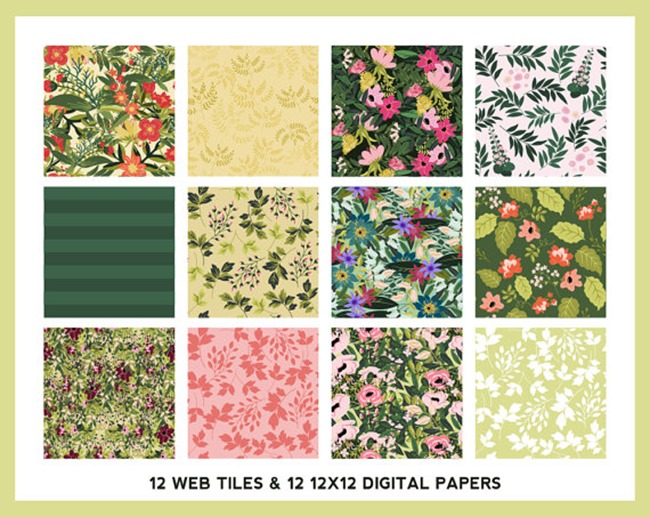 Kelly Sorenson Patterns