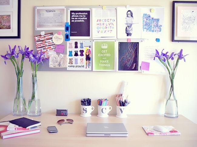 craft room ideas - inspiration