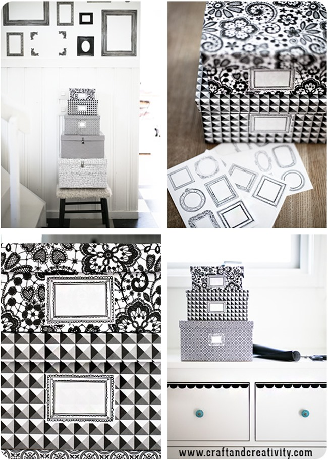 Diy Storage Containers   Fabric