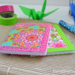 Colorful DIY Notebooks