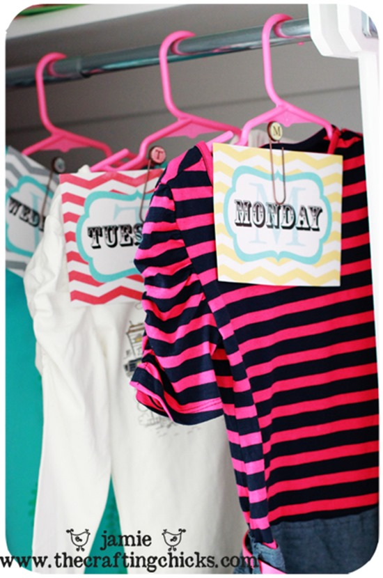 back to school clothes tags