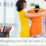 The Fall Ad Sale is Open!