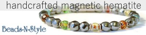 Magnetic Hematite Jewelry for Pain Relief & Good Health