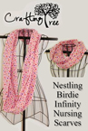 Nursing Scarves and Covers for breastfeeding mothers
