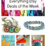 Everything Etsy Deals of the Week