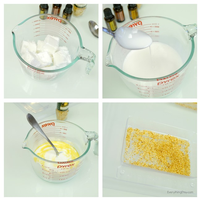 How to make homemade soap on EverythingEtsy.com